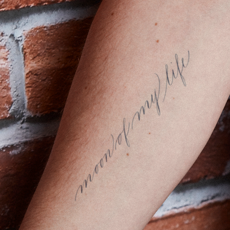 Drogo by Isabel Dusmann is a Quotes temporary tattoo from inkbox - compliment