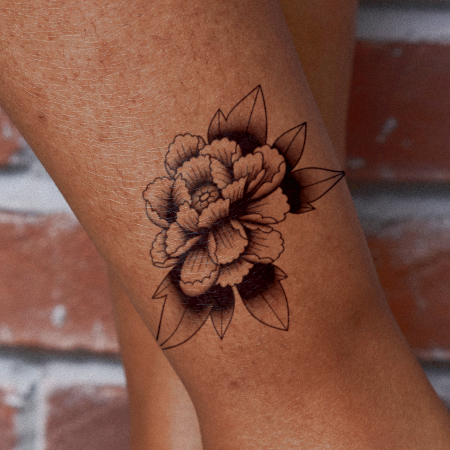 Igo by inkbox is a Flowers temporary tattoo from inkbox - compliment