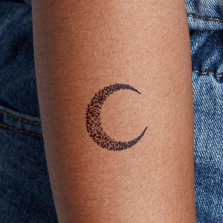 Dissolve At Night by Sleestak is a  temporary tattoo from inkbox - compliment