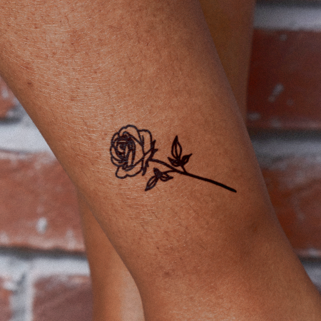 Maybe A Dozen by Sleestak is a  temporary tattoo from inkbox - compliment