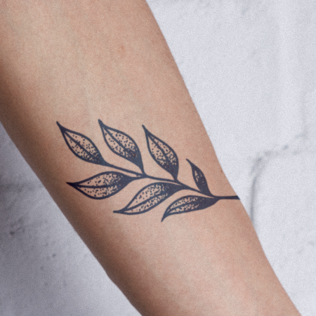 Shall It Be by Sleestak is a Nature temporary tattoo from inkbox - main