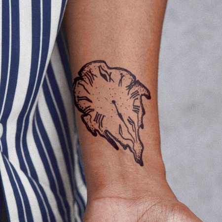 Social Construct by Sleestak is a Random temporary tattoo from inkbox - main