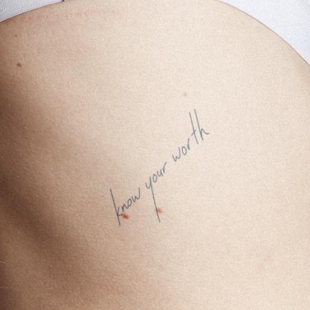 Semi-Permanent Self Love Tattoos Tattoos by inkbox&trade ...