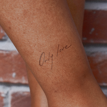 Ben by novaraye is a Quotes temporary tattoo from inkbox - compliment