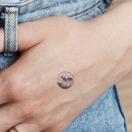 Rowava by Steven Habersang is a Nautical temporary tattoo from inkbox - compliment
