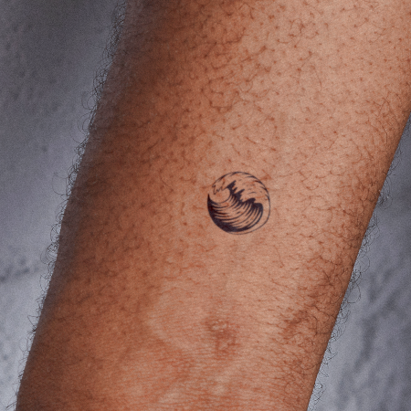 Rowava by Steven Habersang is a Nautical temporary tattoo from inkbox - main