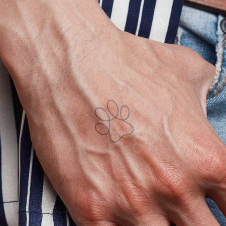 Onie by Talia Missaghi is a  temporary tattoo from inkbox - compliment