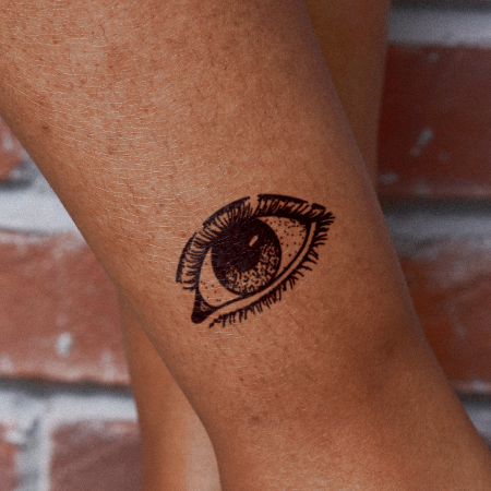 Eye See You by Sleestak is a  temporary tattoo from inkbox - main