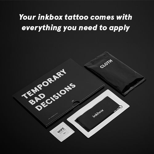 inkbox Tattoo 5x2 Kit Image
