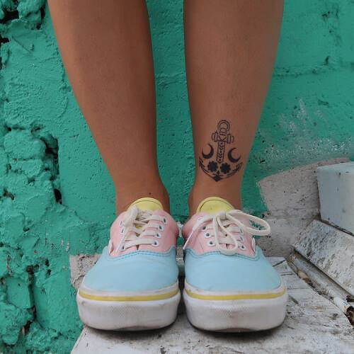 Ahoy by nickbaileydesigns is a Flowers temporary tattoo from inkbox - 1