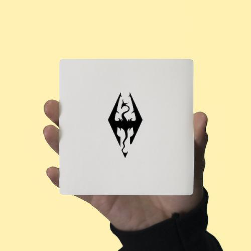 Akatosh by Miguel Romero is a Gaming & Fandom temporary tattoo from inkbox - 1