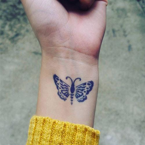 Anisos by Sarah Skrlj is a  temporary tattoo from inkbox - 1