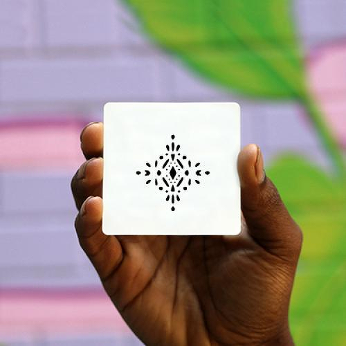 Anya by Martith is a Geometric temporary tattoo from inkbox - 1
