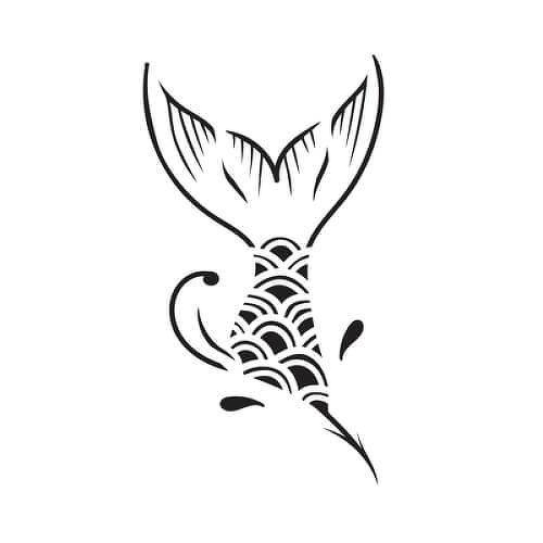 Asherah by inkbox is a Nautical temporary tattoo from inkbox - 1