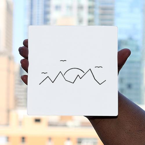 Avolare by Solace is a Minimal temporary tattoo from inkbox - 0