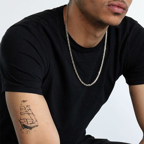 Baco by Sarah Skrlj is a Nautical temporary tattoo from inkbox - 2