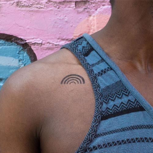 Baker by inkbox is a Nature temporary tattoo from inkbox - 0