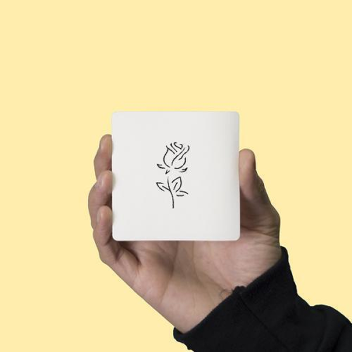 Blush by Felipe Sena is a Flowers temporary tattoo from inkbox - 1
