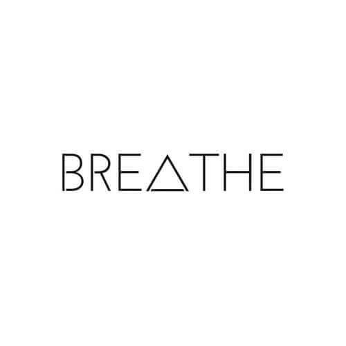BREATHE by Nikki Di Biasio is a Words tattoo from inkbox - 3