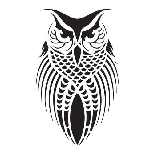 Bubo by inkbox is a Animals tattoo from inkbox - 3