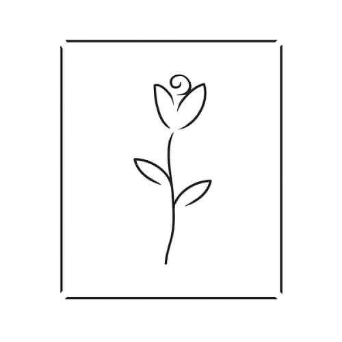 Carolinae by inkbox is a Flowers temporary tattoo from inkbox - 3