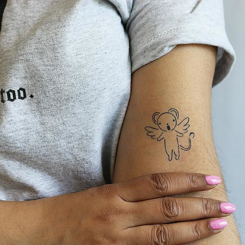 Cerberus by Michael Kwan is a Gaming & Fandom temporary tattoo from inkbox - 0