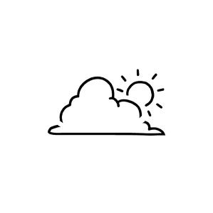 Semi-Permanent Cloud Tattoos Tattoos by inkbox™ - Inkbox™