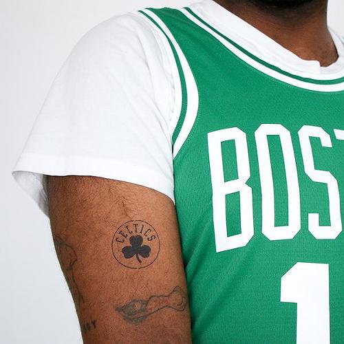 Boston Celtics Tattoos - Semi-Permanent Tattoos by inkbox™