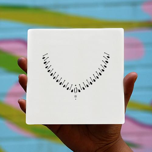 Collar by Marion is a Geometric temporary tattoo from inkbox - 0