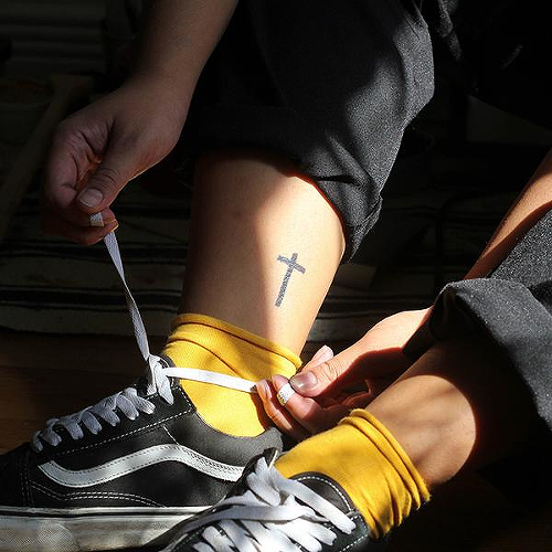 Crotth by inkbox is a Spiritual temporary tattoo from inkbox - 0