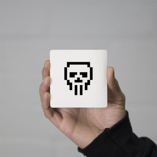 Death Pixel by darealarts is a  temporary tattoo from inkbox - 0