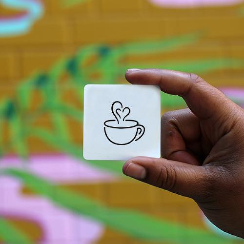 Demitasse by R Raffay is a Food & Drink temporary tattoo from inkbox - 0