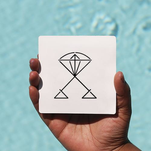 Emperios by Diogo Cardoso is a Geometric temporary tattoo from inkbox - 0