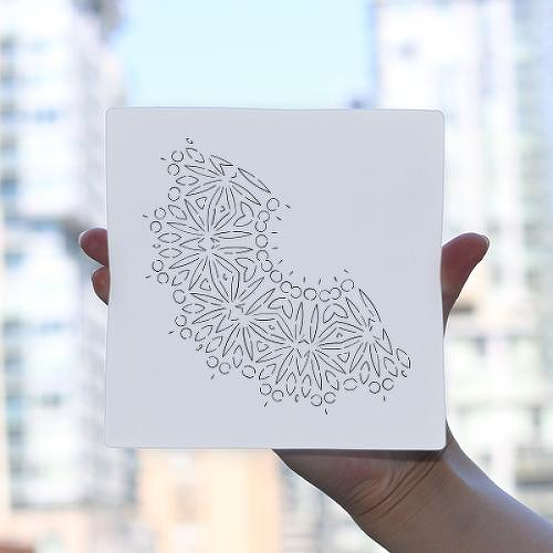 Essence by Matt Alpin is a Geometric temporary tattoo from inkbox - 0