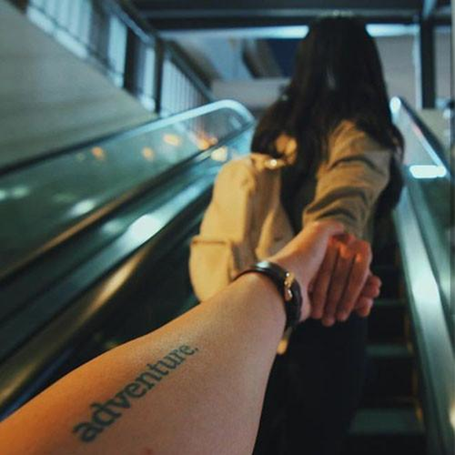 Fabular by inkbox is a Travel temporary tattoo from inkbox - 1