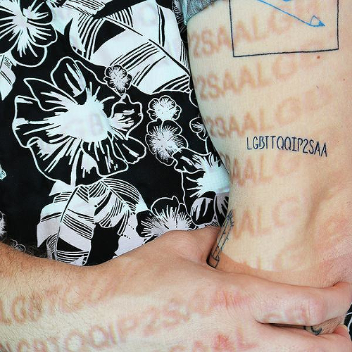 Fasma by inkbox is a  temporary tattoo from inkbox - 0