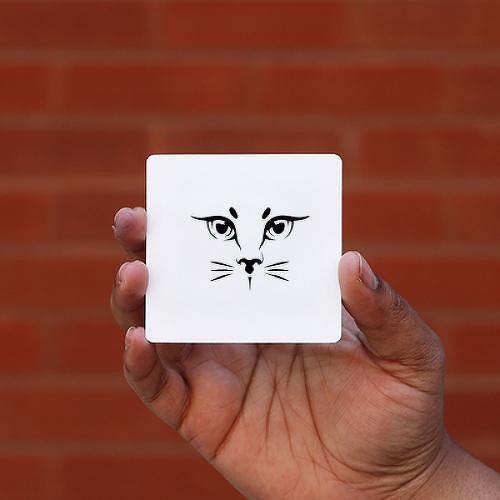 Felidae by cvan is a Animals temporary tattoo from inkbox - 1