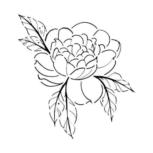 Fiorire by humblebee is a Flowers tattoo from inkbox - 3