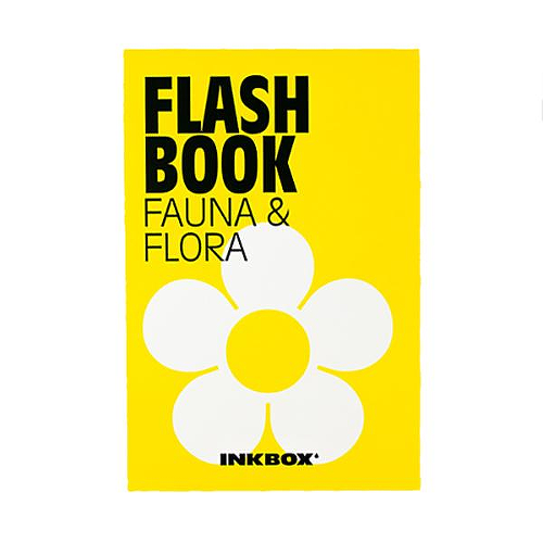 Flash Book - Fauna & Flora by inkbox tattoos is a  temporary tattoo from inkbox - 2