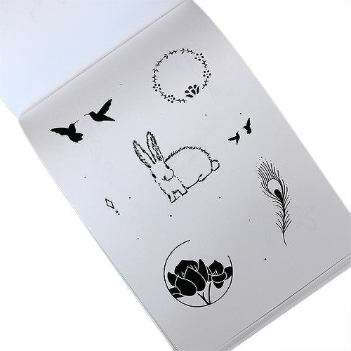 Flash Book - Fauna & Flora by inkbox is a  temporary tattoo from inkbox - 3