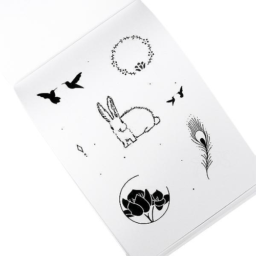Flash Book - Fauna & Flora by inkbox tattoos is a  temporary tattoo from inkbox - 3