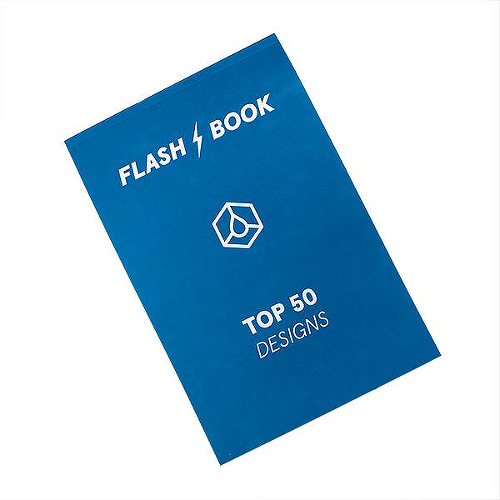 Flash Book - Top 50 Designs by inkbox is a  temporary tattoo from inkbox - 1