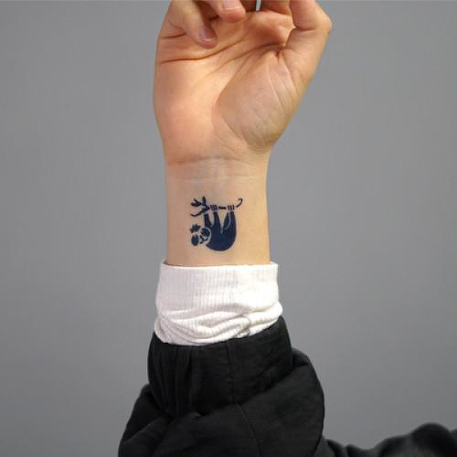 Flash by inkbox is a Animals temporary tattoo from inkbox - 0