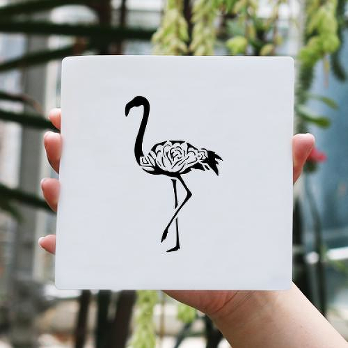 Flowgo by Lenera Solntseva is a Animals temporary tattoo from inkbox - 0