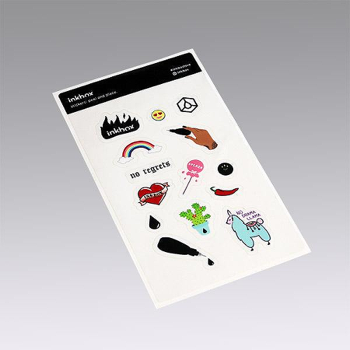 Freehand Pro Kit by inkbox is a  temporary tattoo from inkbox - 3