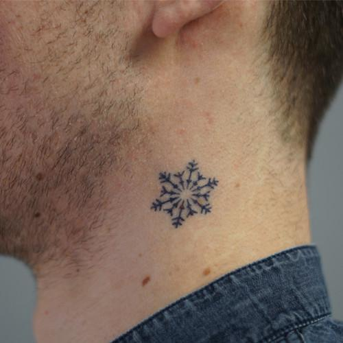 Frosty by Felipe Sena is a Nature tattoo from inkbox - 3