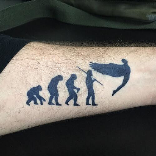 Genesis by inkbox is a Science temporary tattoo from inkbox - 0