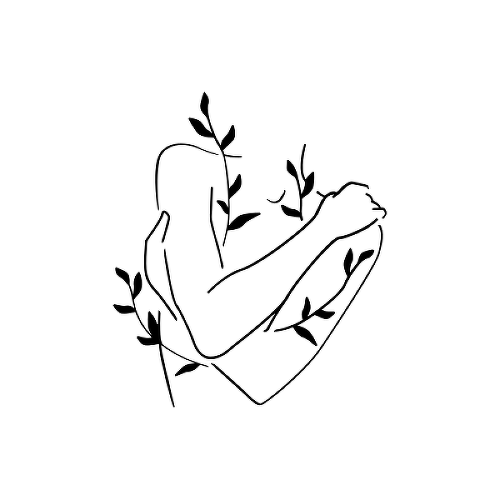 Growth by Mariel van de Loo is a Nature temporary tattoo from inkbox - 1