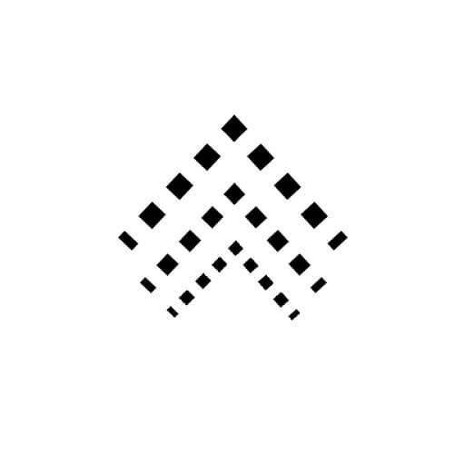 Guanxi by inkbox is a Geometric temporary tattoo from inkbox - 3