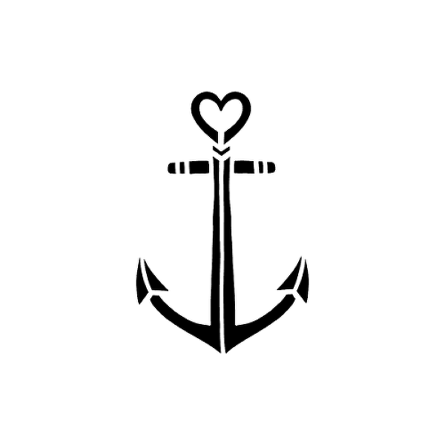 Herreshoff by Sarah Skrlj is a Hearts temporary tattoo from inkbox - 1